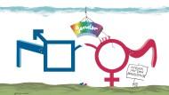 Umstritten: Die Lehre von der Gender-Forschung