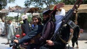 Anschlag überschattet denkwürdige Waffenruhe mit den Taliban