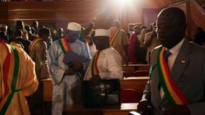 Afrikas friedliche Entwicklung liegt in unserem ureigensten Interesse