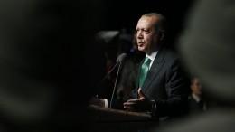 Erdogan für Neuanfang in Beziehung zu Deutschland