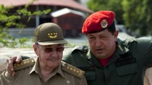 Chávez' Stoßtrupp