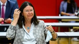 Umweltministerin von Rheinland-Pfalz kündigt Rücktritt an