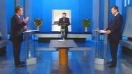 """TV-Duell in der Ukraine: """"Seien sie ein Mann!"""""""