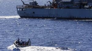 500 Flüchtlinge im Mittelmeer gerettet