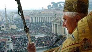 Papst ruft zu neuer Weltordnung auf