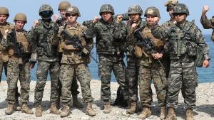 Nordkorea verzichtet auf Forderung nach Abzug amerikanischer Truppen