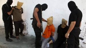 Palästinenser töten elf mutmaßliche Kollaborateure