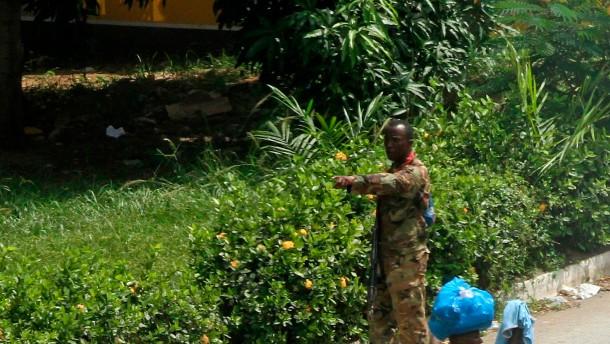 Die Eingeschlossenen von Abidjan