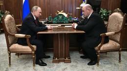 Wer ist der neue Mann an Putins Seite?