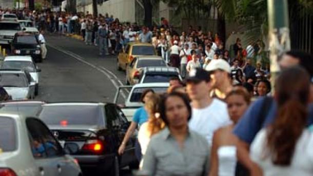 Referendum in Venezuela verlängert