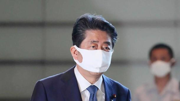 Rücktritt von Abe drückt Nikkei-Index