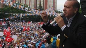 Erdogans Lehr-, Gesellen- und Meisterjahre
