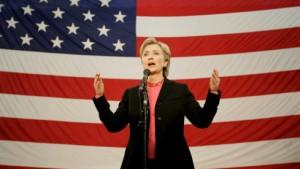 Hillary hofft auf das Wunder von 1992