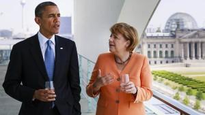 Ob es wieder wird wie mit Obama?