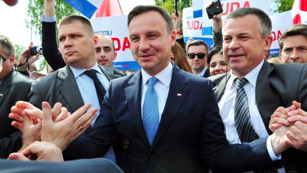 """Liberale Polen fürchten die """"Orbánisierung"""""""