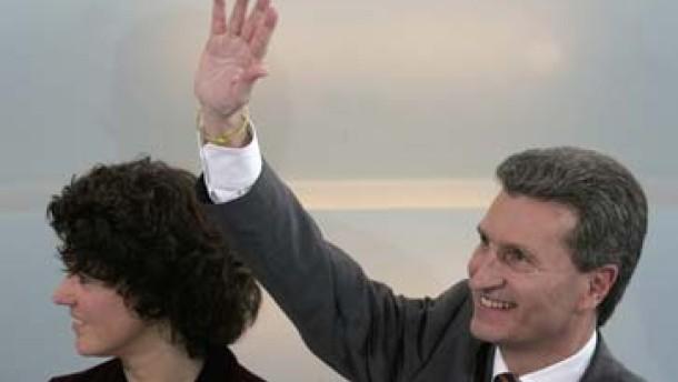 Regierungsbilanz begründet CDU-Wahlsieg im Südwesten