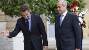 Libanon und Syrien wollen diplomatischen Kontakt
