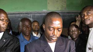 Kabila stellt Ultimatum