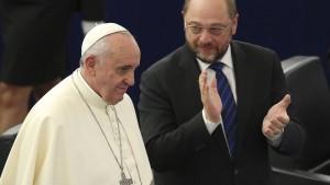 Papst Franziskus ist ungerecht
