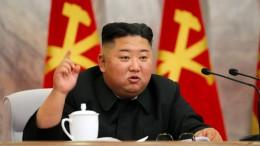 Amerika klagt Nordkorea wegen Geldwäsche an
