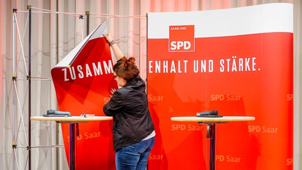 Saarland-Wahl: Merkel-Effekt gegen Schulz-Effekt - Kommentar