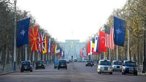 Nato-Partner sollten Zwei-Prozent-Verpflichtung erfüllen