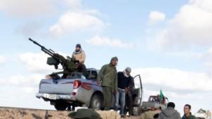 Soll der Westen in Libyen eingreifen?