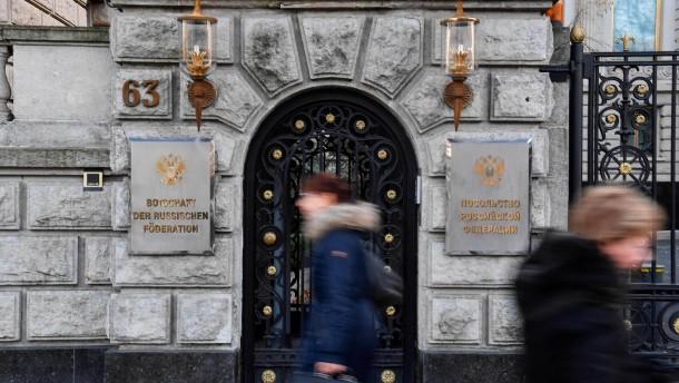 Die Sonderrechte der Diplomaten