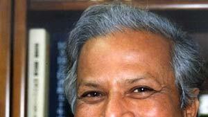 Mohammad Yunus und die Grameen-Bank erhalten Friedensnobelpreis