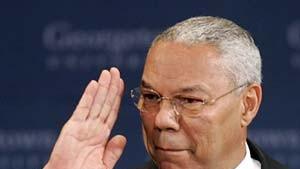 Powell tritt zurück