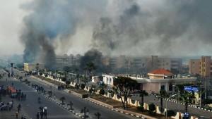 Tote bei Unruhen in Port Said