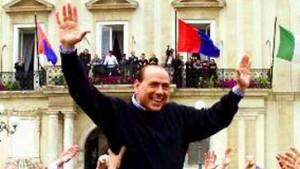 Berlusconis Forza ist die bestimmende Kraft
