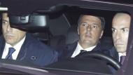 Renzi zurückgetreten