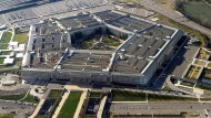 Das amerikanische Verteidigungsministerium in Washington D.C.