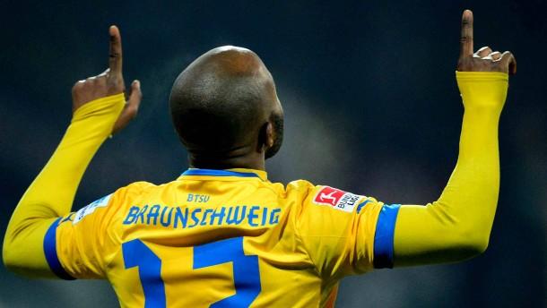 Eintracht Braunschweig - SG Dynamo Dresden