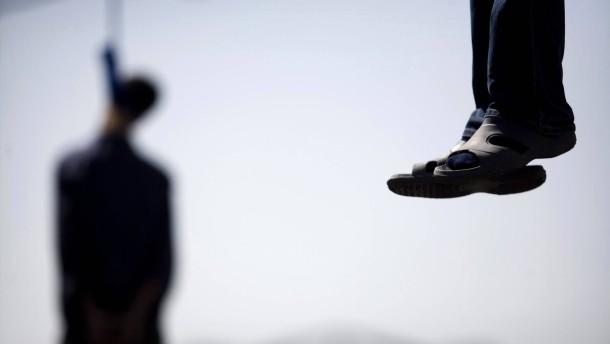 Amnesty: Mehr Todesurteile, weniger Hinrichtungen