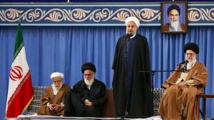 Strafanzeige gegen früheren iranischen Justizchef