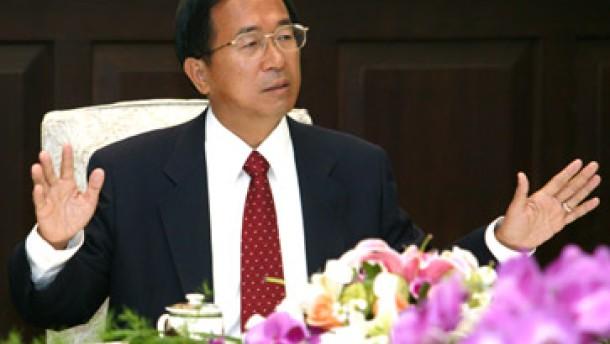 Chen Shui-bian ordnet Neuauszählung der Wahlstimmen an