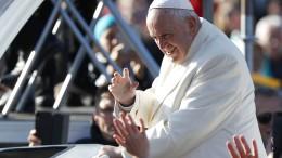 Heftige Kritik an Abkommen zwischen Papst und Peking
