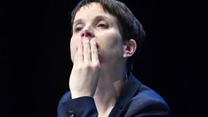 Putsch gegen Petry gescheitert