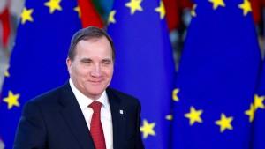 Schwedens neuer Ministerpräsident ist der alte