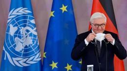 Steinmeier mahnt Deutsche zum Blick über den Tellerrand