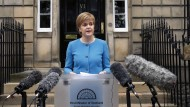 Schottland bereitet zweites Unabhängigkeits-Referendum vor