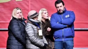 Salvini gibt nicht auf