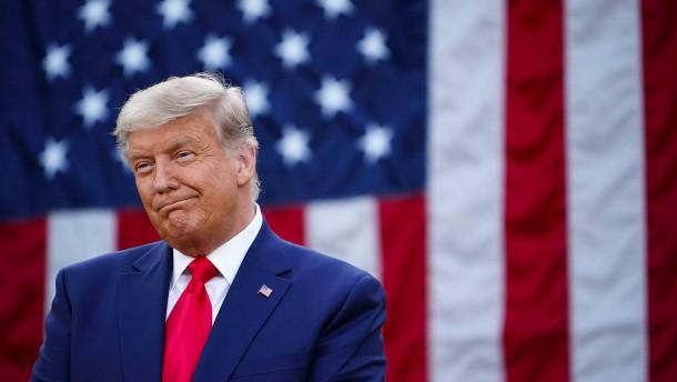 Trumps kalkuliertes Ende