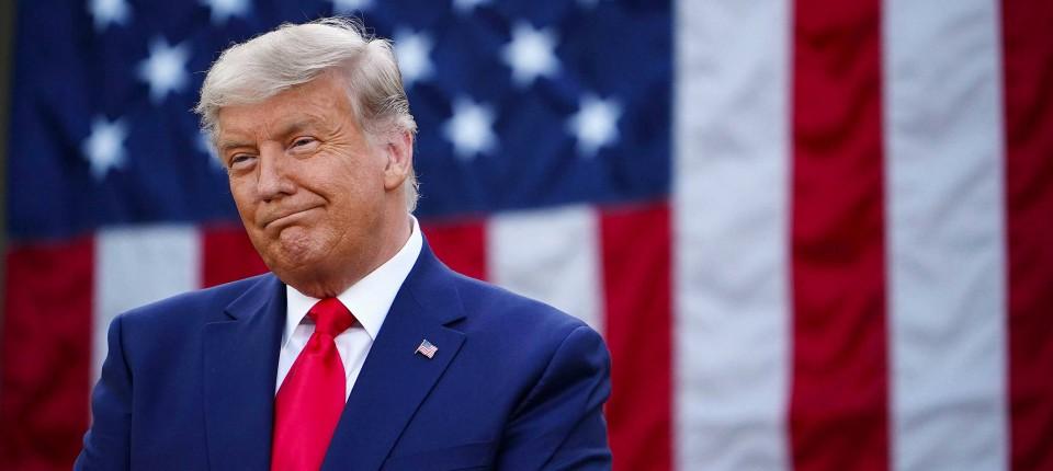 Zwischen diabolisch und dilettantisch: Trump am 13. November