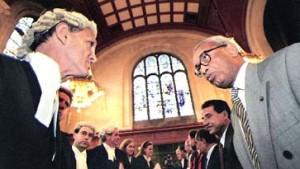 Bundesregierung plant Völkerstrafrecht