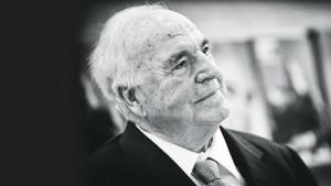 Helmut Kohl, ein Gigant