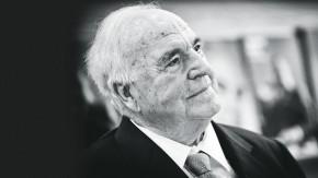 Allensbach-Umfrage: Helmut Kohl, ein Gigant