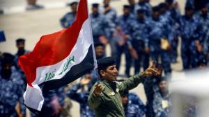 Die Schlacht um Bagdad steht bevor